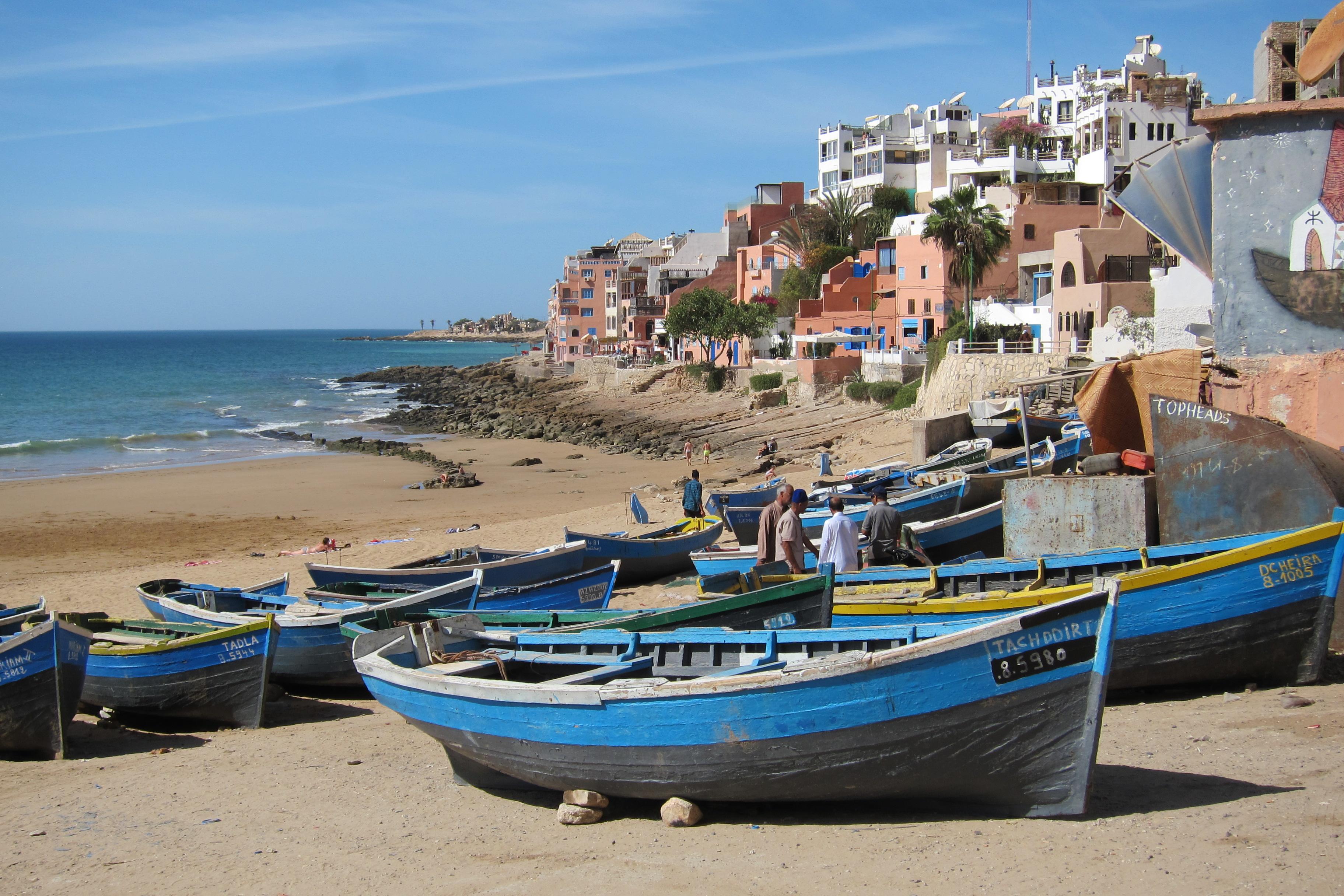 surfen marokko