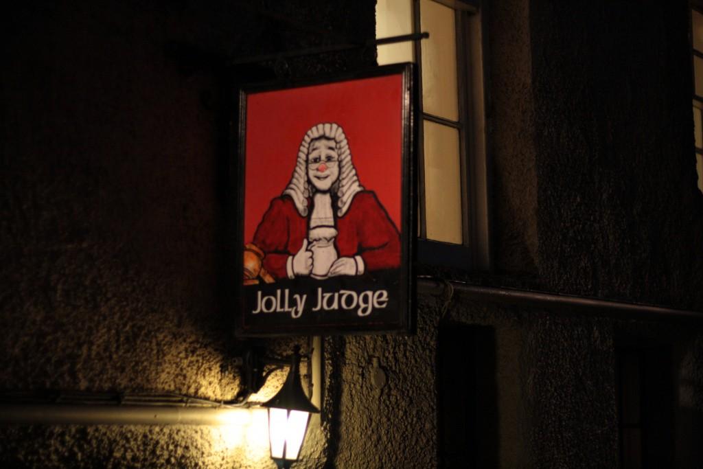 jolly judge edinburgh