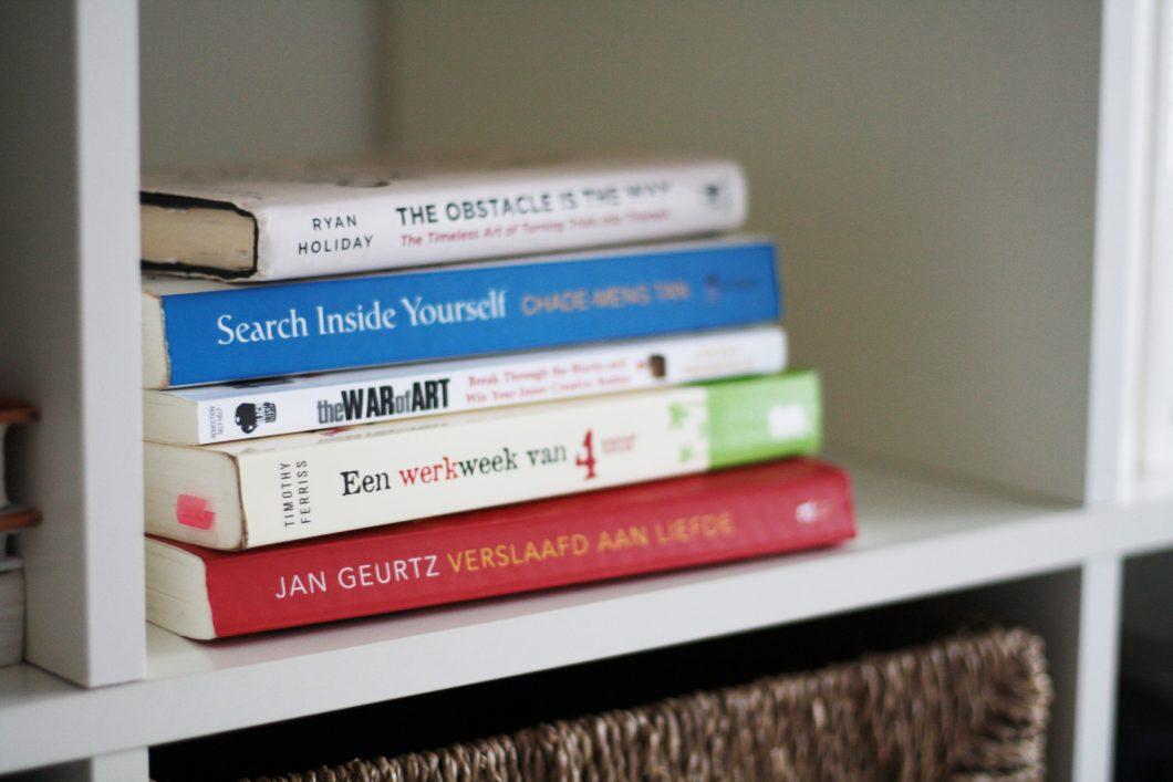 favoriete zelfhulpboeken