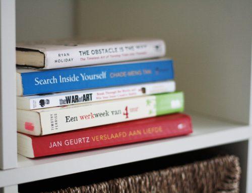 Mijn 5 favoriete zelfhulpboeken