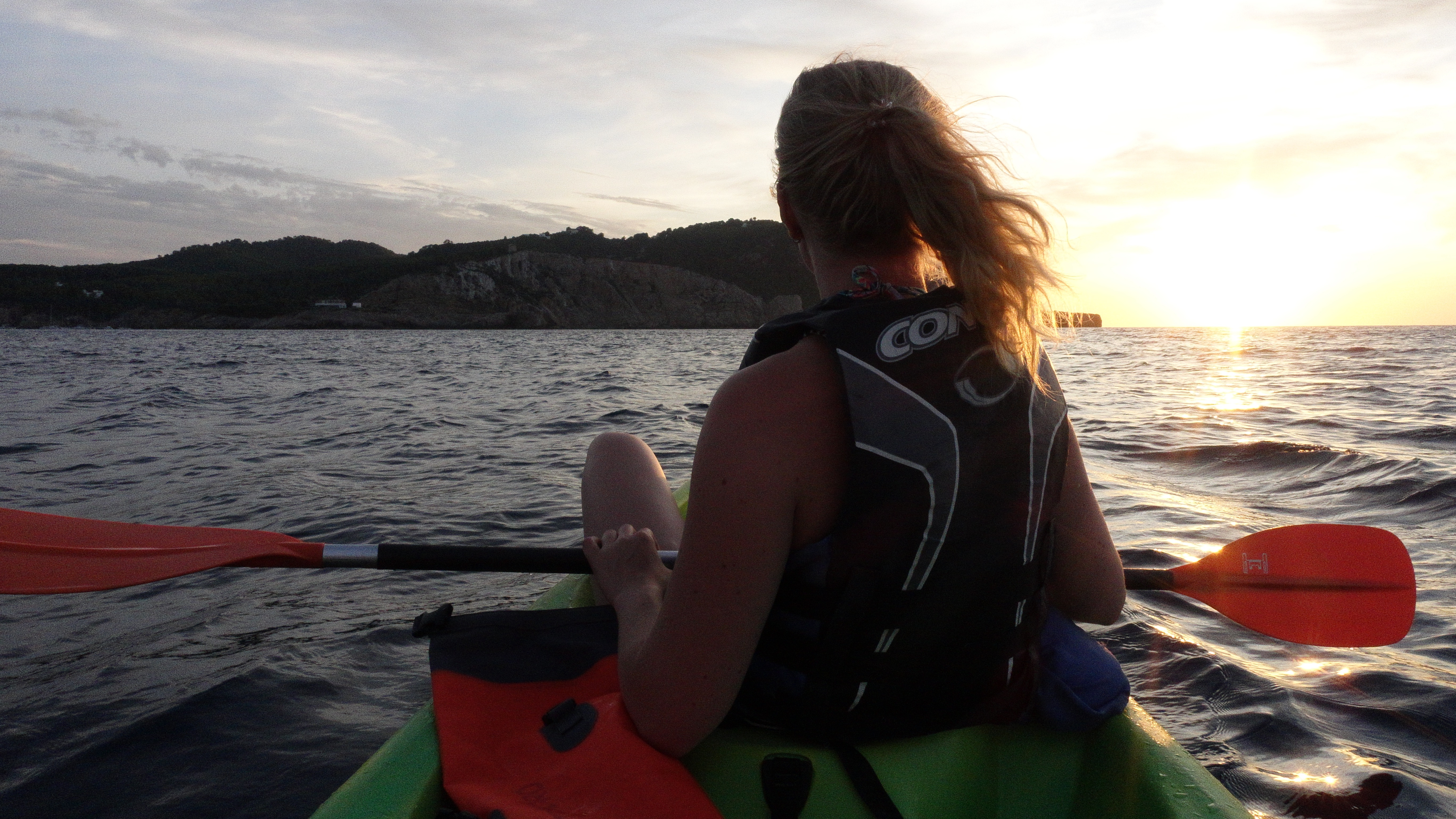 kayak tour ibiza
