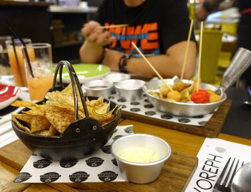 Een foodtour door Manilla