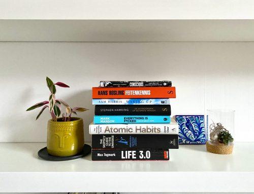 Mijn 10 favoriete boeken van 2019